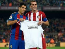 Godin fit voor topper tegen Barça