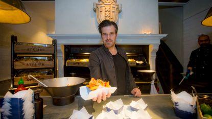 Sergio Herman opent nu ook luxefrituren in Gent en Brussel