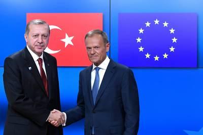 Turkije krijgt minder Europees geld voor voorbereiding op toetreding