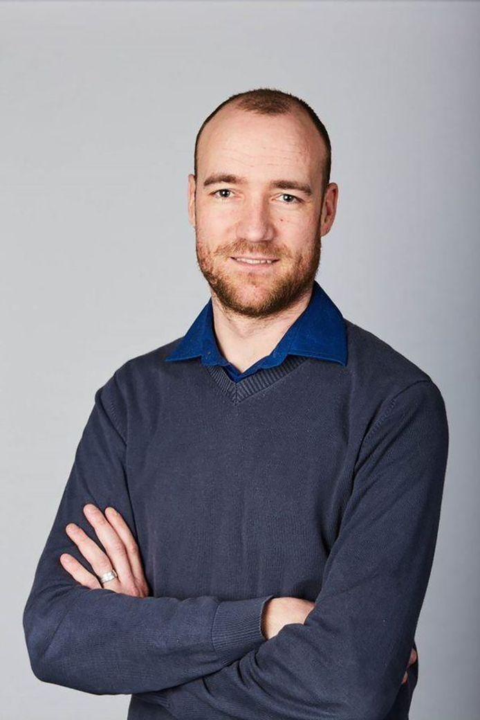 Professor biostatistiek Kurt Barbé.