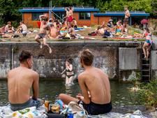 Drukte aan Utrechtse wateren leidt niet tot boeteregen voor overtreders coronaregels