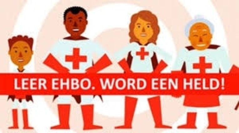 KVLV Astene, de Gezinsbond en OKRA organiseren EHBO-lessen.
