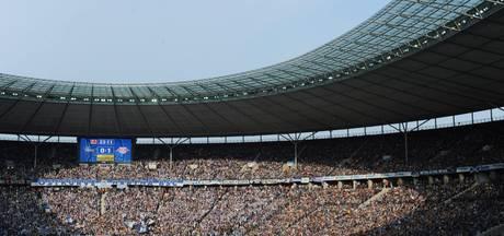 Hertha treft Liverpool op gloednieuwe grasmat dankzij U2