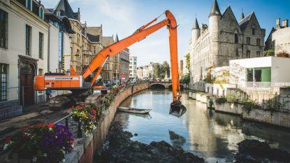 De Reep is weer open: Leie en Schelde vloeien opnieuw samen in Gent