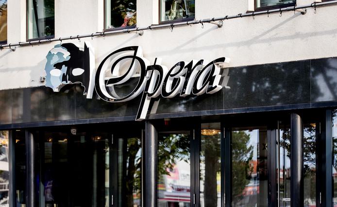 Zalencentrum Opera aan de Fruitweg.