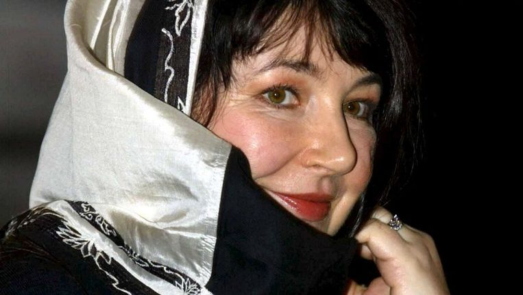 Kate Bush in 2005. Beeld epa