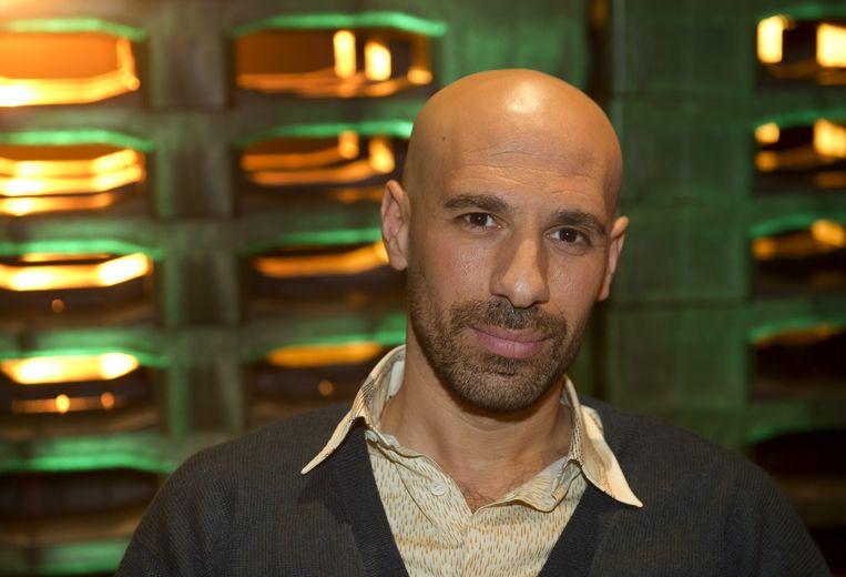 Schrijver Abdelkader Benali. Beeld ANP Kippa Robert Vos