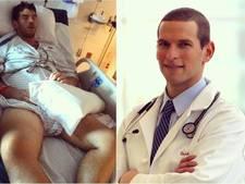 Dokter (32) zoekt remedie voor zeldzame dodelijke ziekte die hem trof