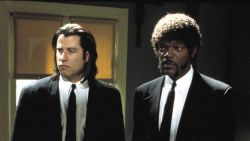 "QUIZ. ""Great vengeance and furious anger"": 'Pulp Fiction' wordt 25"