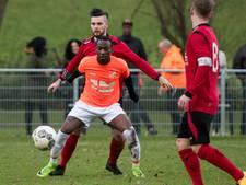 SC Oranje draait warm voor herstart competitie en vermorzelt DVOV