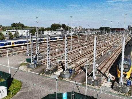 Plan om treinen op elkaar te stapelen in Utrecht