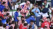 Waarom de Kroatische fans de boel plots verziekten