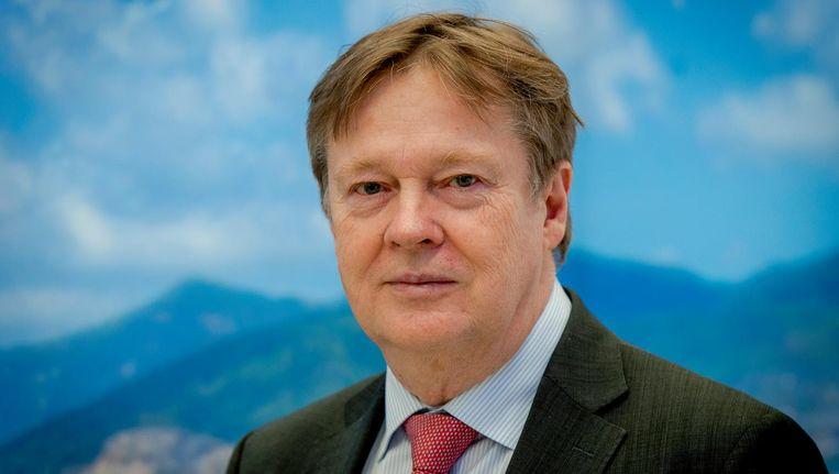 VU-hoogleraar Jo van den Brand doet sinds 1995 onderzoek naar het heelal Beeld anp