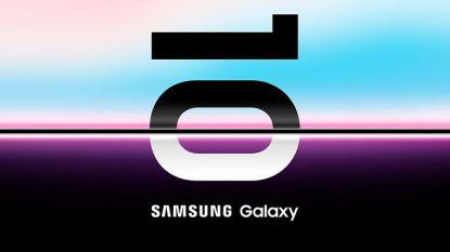 Samsung presenteert langverwachte Galaxy S10 en pakt uit met plooibare smartphone