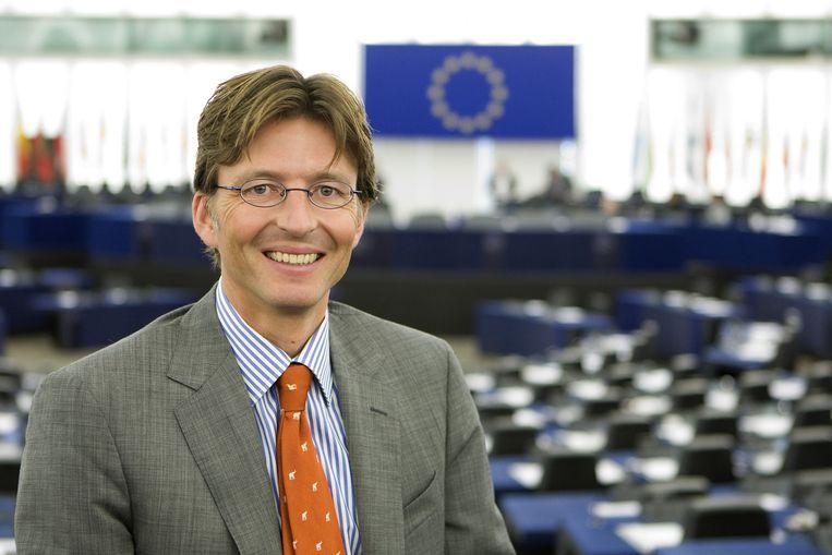 D66-Europarlementariër Gerben-Jan Gerbrandy. Beeld anp