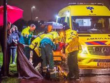 Scooterrijdster gewond bij val in Nuenen