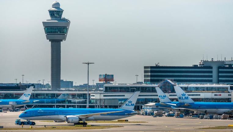 Luchthaven Schiphol Beeld ANP