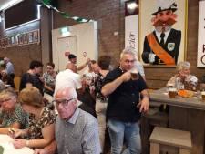 Eerste Bayerische Frühschoppen schutterij OEV (Dröge) schot in de roos
