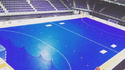 """EK indoorhockey in Antwerpen en België wil geen figurantenrol spelen: """"Mikken op halve finale"""""""