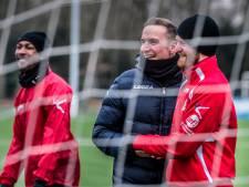 NEC-coach Lijnders gaat toch door met besloten trainingen