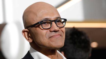 Hoe ceo Satya Nadella techdinosaurus Microsoft naar biljoenenclub leidde