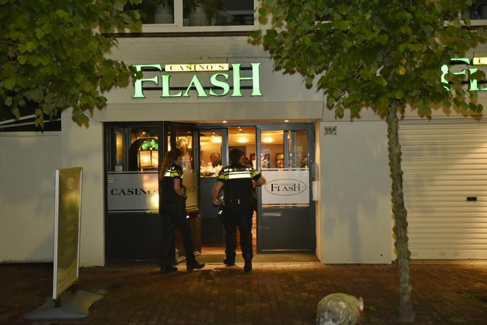 Overval op Flash Casino Hilvarenbeek
