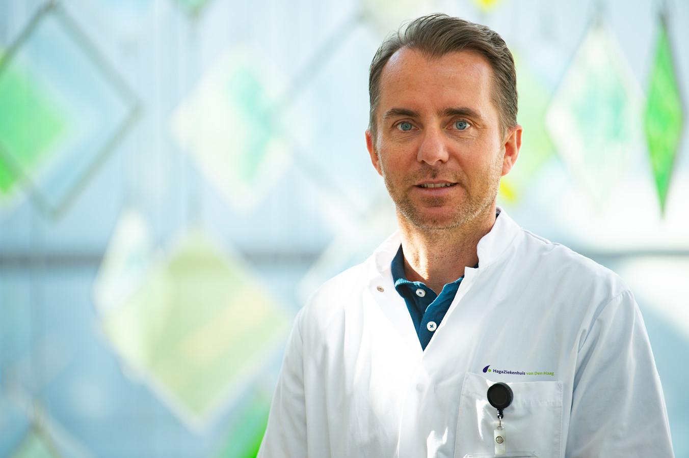 Cardioloog Wilco Tanis, HagaZiekenhuis