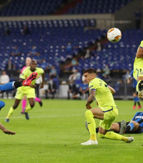 LIVE | De Vrij en Inter op voorsprong tegen Getafe, LASK scoort prachtig op Old Trafford