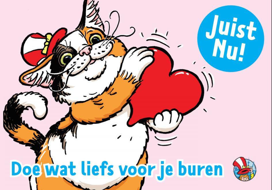 Deze week start de actie 'Wat Liefs' van Opzoomer Mee in Rotterdam. Alle straten kunnen 100 euro aanvragen voor 'coronahulp'.