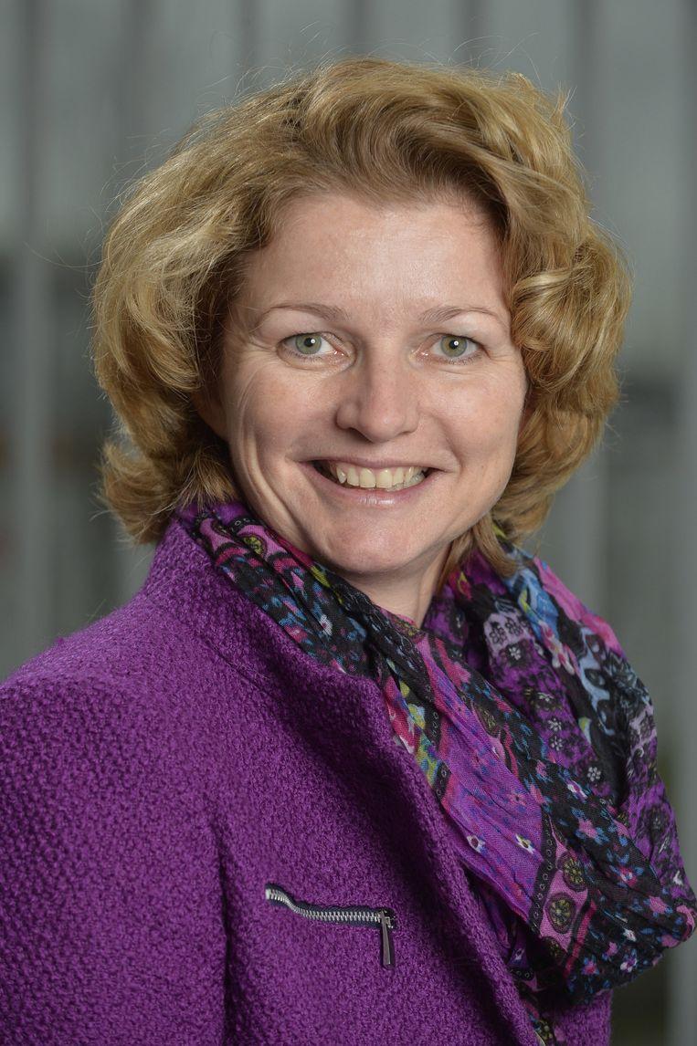 Marjan van Loon, President-directeur Shell Nederland. Beeld null