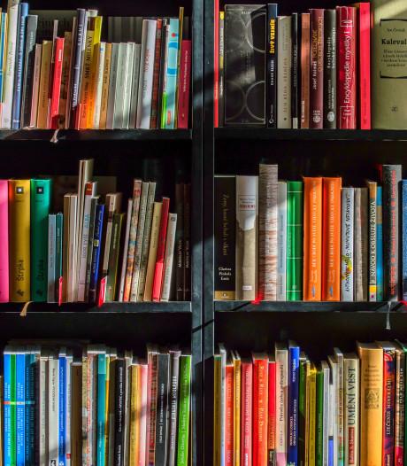 Openbare bibliotheek verkoopt haar boeken