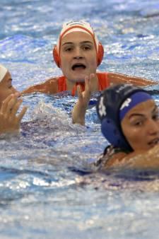 Oranje-waterpolosters als groepswinnaar door op EK