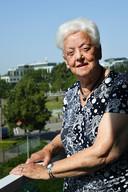 Jeanne Bastiaanssen-Van Bragt (82) in Breda.