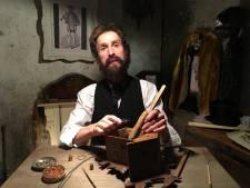 Het ongelooflijke verhaal van Cornelis van Oeckelen en zijn Androïde Klarinetspeler