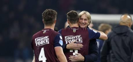 32 punten en een clubrecord voor Willem II: 'Ik heb ook weleens in april 32 punten gehad'