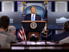Trump: verkiezingsuitslag wordt waarschijnlijk zaak Hooggerechtshof