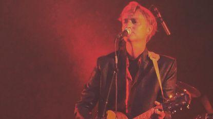 Rockband Pearly Pete eert overleden frontman Peter Leyder tijdens Studio Stan op VTM