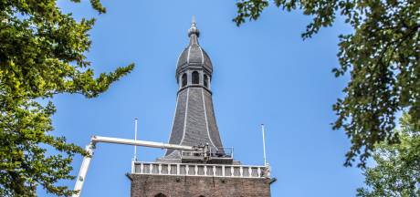 Werkzaamheden Grote Kerk Hasselt uitgelopen
