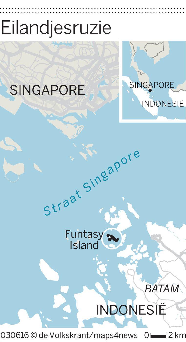 Funtasy Island. Beeld null