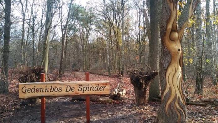 Gedenkbos De Spinder.