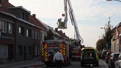 Zesjarig jongetje kritiek na zware woningbrand in Geluwe
