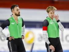 LIVE | Alle uitslagen en standen van het NK sprint in Heerenveen