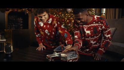 Racing Genk pakt uit met hartelijke kerstvideo: spelers wensen iedereen vrolijke feestdagen toe