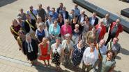 Zangkoor Tweede Couplet viert 25ste verjaardag op stadhuis Eeklo