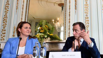 """LIVE. De Wever haalt snoeihard uit naar Open Vld: """"Schade is gigantisch door geknoei, regeringsvorming moeilijker dan ooit"""""""