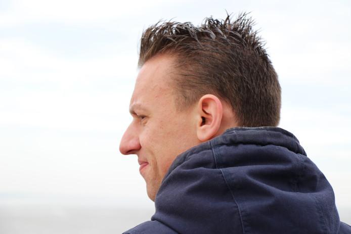 Niels Drost, van HIV-vereniging Oost-Nederland.