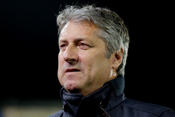 Coach Ruud Brood