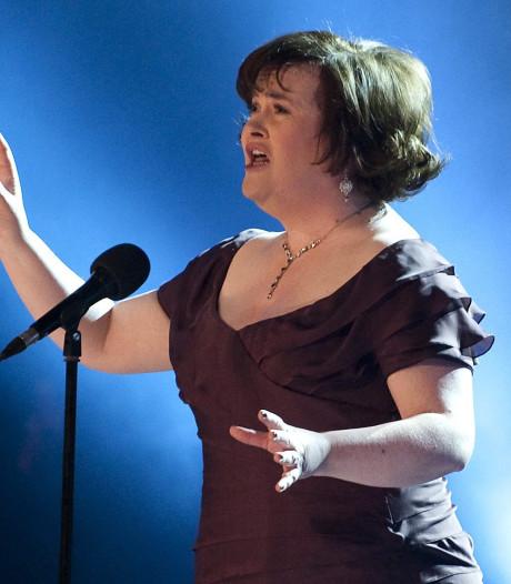Publiekslieveling Susan Boyle verliest finale America's Got Talent