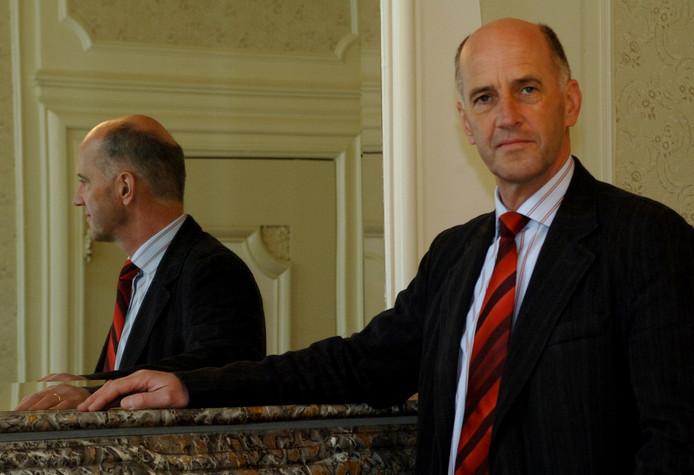 Wethouder Jaap Melse van Veere.