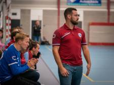 Mannen DFS Arnhem na drie duels nog puntloos, voortvarende start handballers Udi 1896